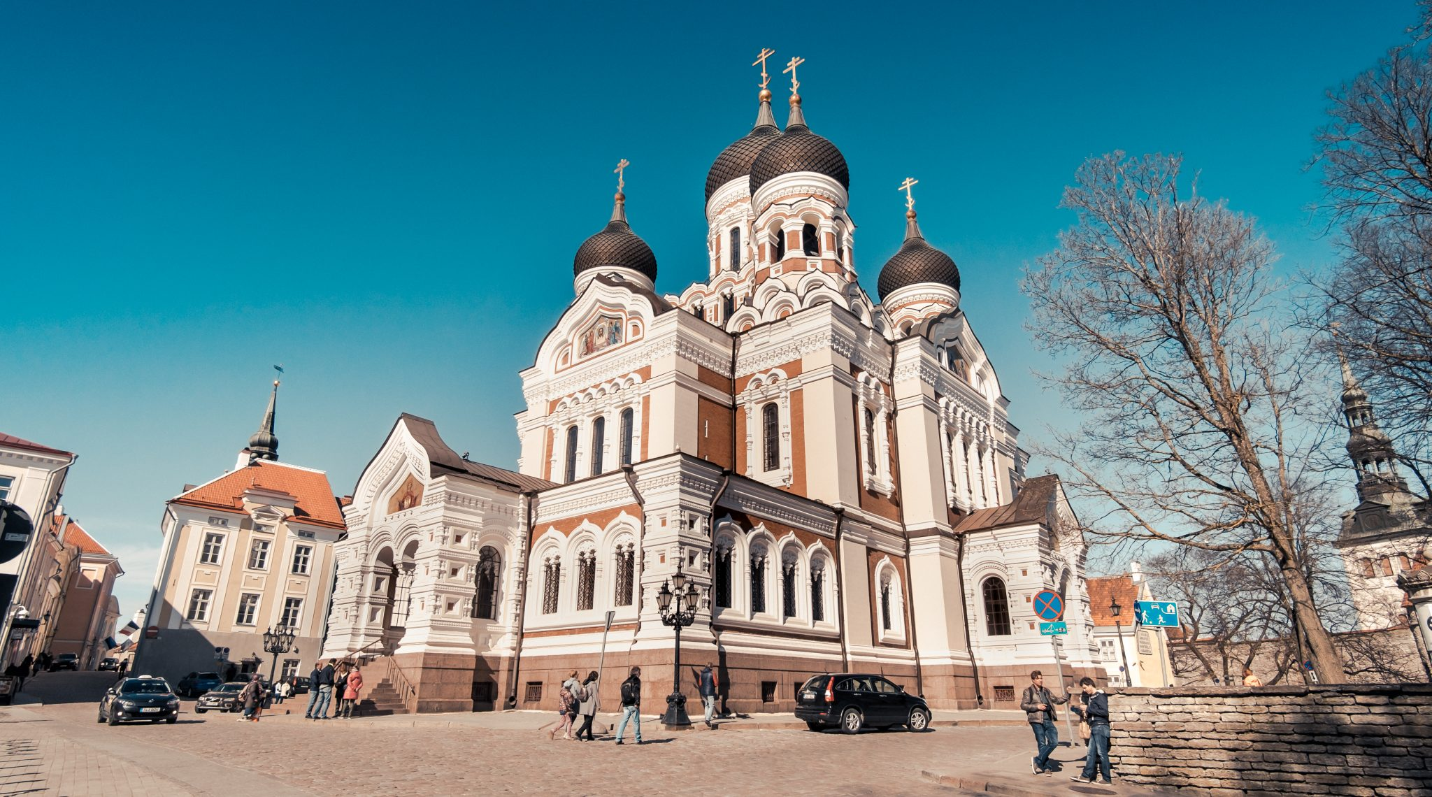 Alexander Nevsky Cathedral in Tallinn photo by Jo Kassis