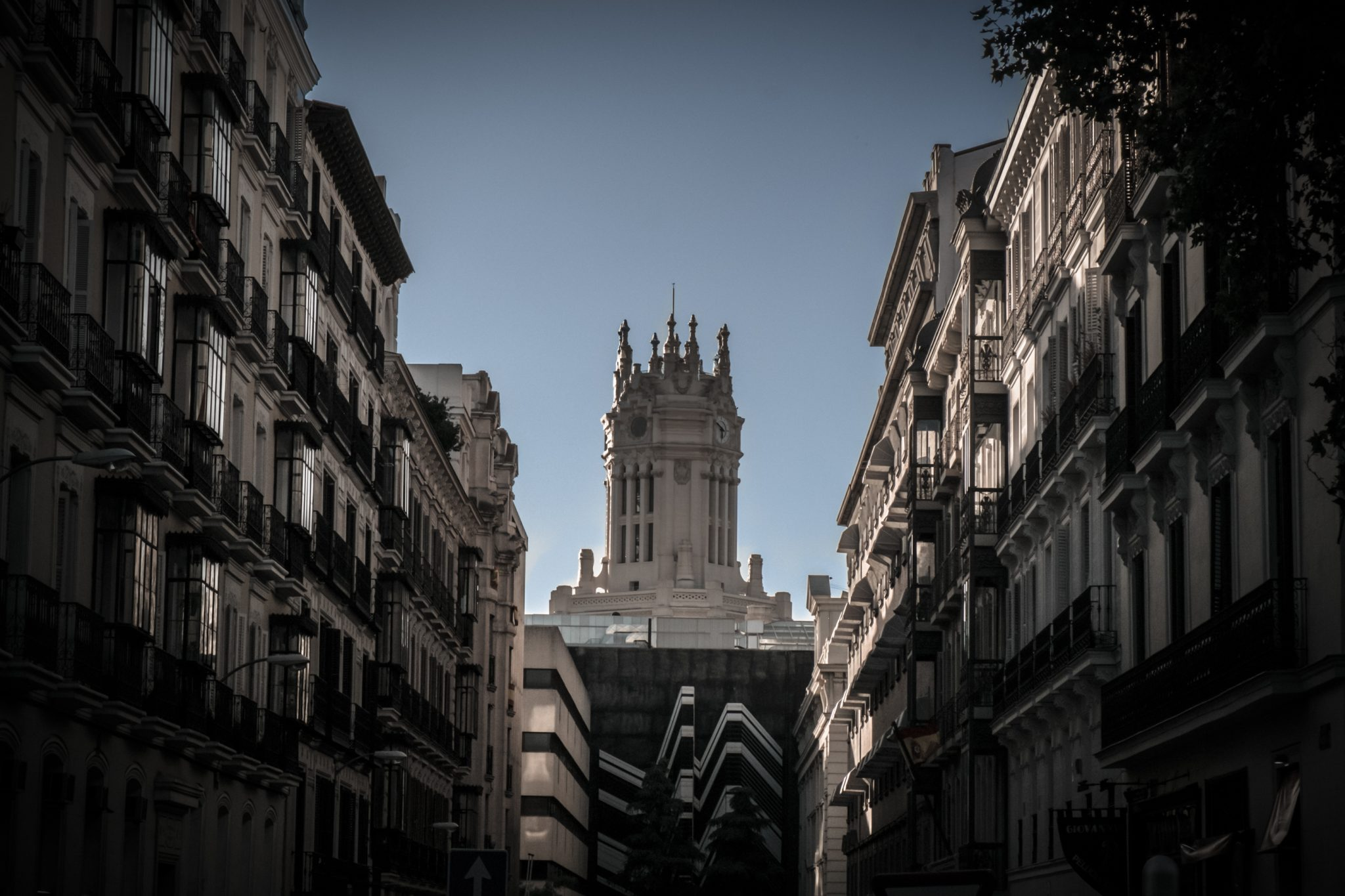 Streets of Madrid photo by Jo Kassis