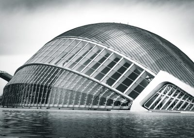Project: Valencia's Modernist Architecture