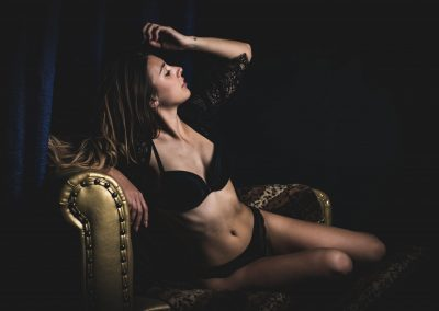 Project: Boudoir with Vanesa Cerpe